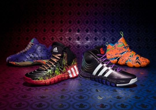 """adidas Basketball 2014 """"All-Star"""" Collection"""