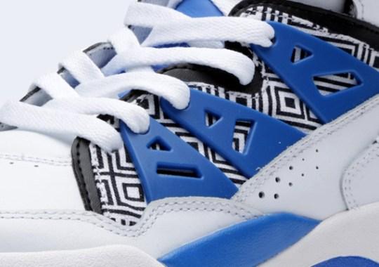 adidas Mutombo OG – Running White – Blue – Black