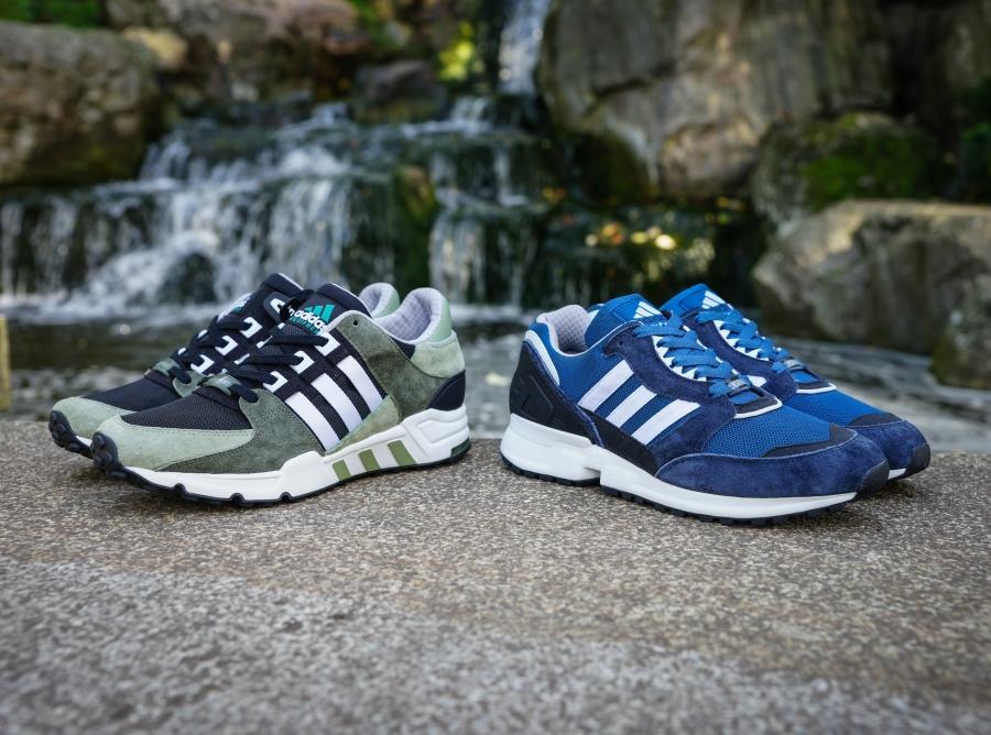 Originals Eqt Pack Suede Adidas Running aBqBw