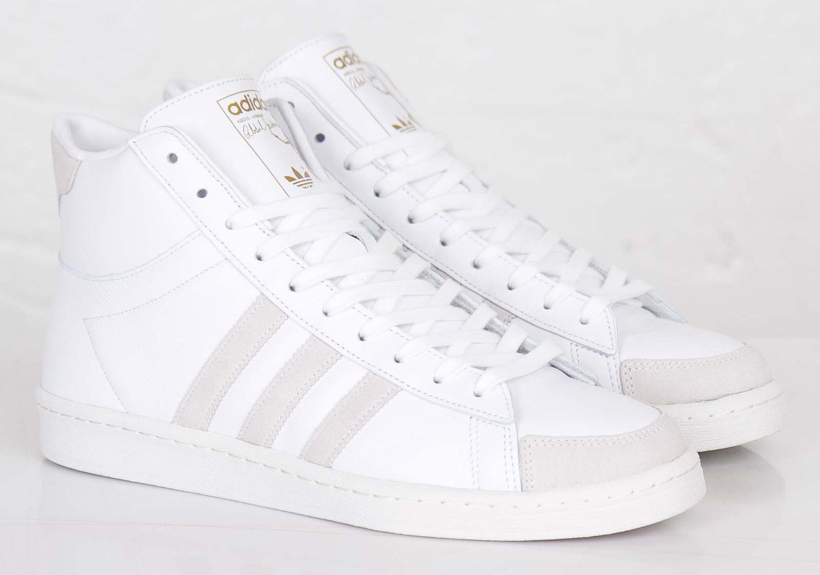 white adidas originals