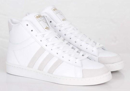 adidas Originals Jabbar Mid – White