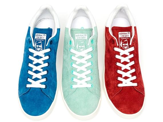 adidas stan smith 2014 suede