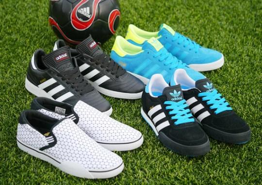 """adidas Skateboarding """"Copa Mundial"""" Collection"""