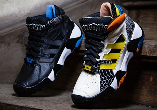 adidas Street Ball – Spring 2014 Releases