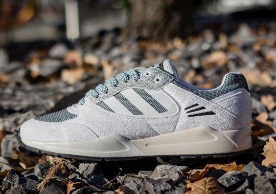 adidas Tech Super – White – Grey – Black