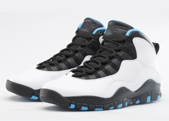 Air Jordan 10 Powder Blue - SneakerNews.com ac0f2e2c9