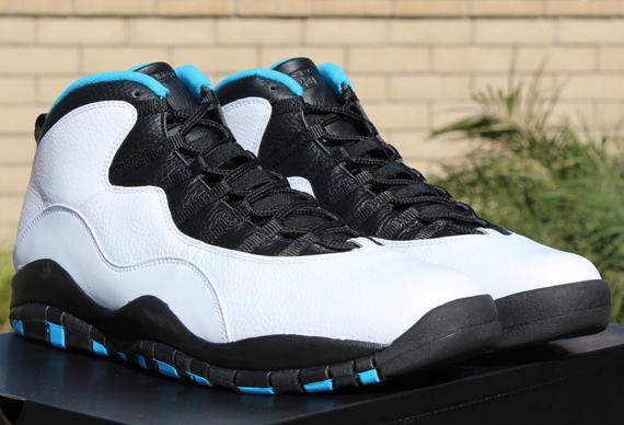 Air Jordan 10 quot Powder Bluequot Release Reminder
