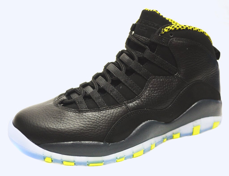 "best service 9859a ef98a Air Jordan 10 Retro ""Venom Green"""