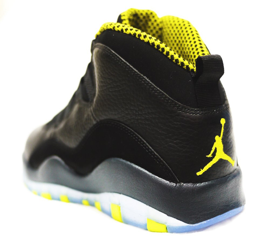 "Air Jordan 10 Retro ""Venom Green"" - SneakerNews.com"