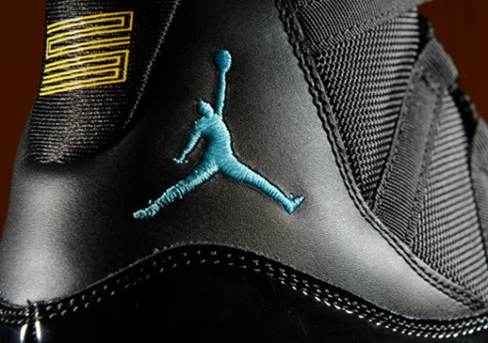 "Air Jordan 11 ""Gamma Blue"" Restock at Footaction Flight 23 NYC"