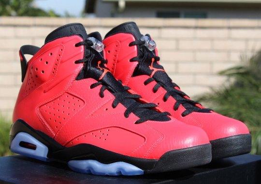 "Air Jordan 6 ""Infrared 23"" – Release Reminder"