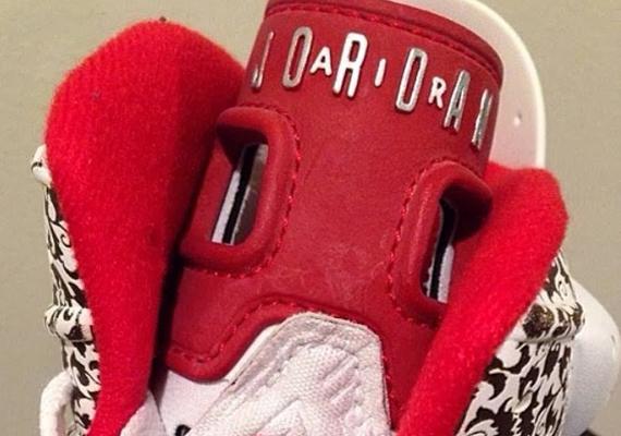 Kanye West x Air Jordan 6