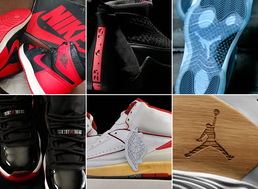 You might already know this, but it cannot be overstated: the Air Jordan  line is the most influential signature shoe series ever. The ways in which  Michael ...