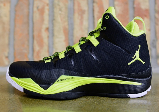 Jordan Super.Fly 2 – Black – Venom Green – White