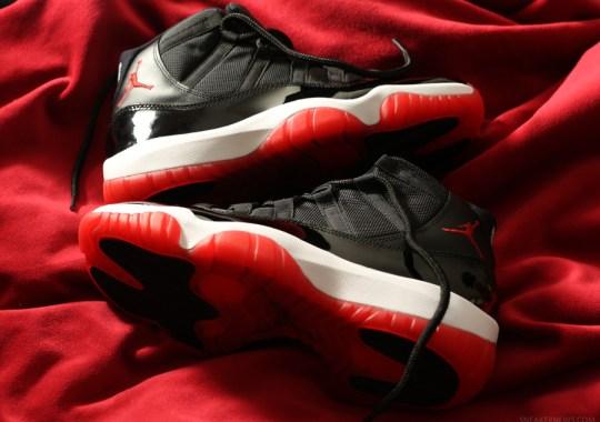 Air Jordan 11 Retro Restocks at Footaction For Super Bowl Sunday