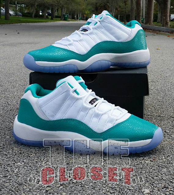 finest selection 224b8 5a6fa Air Jordan 11 Low GS