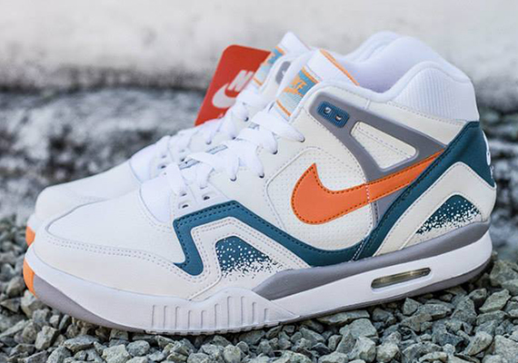 "Nike brought back the Nike Air Tech Challenge II in the original ""Hot Lava""  colorway earlier this year 86e1cacb0"