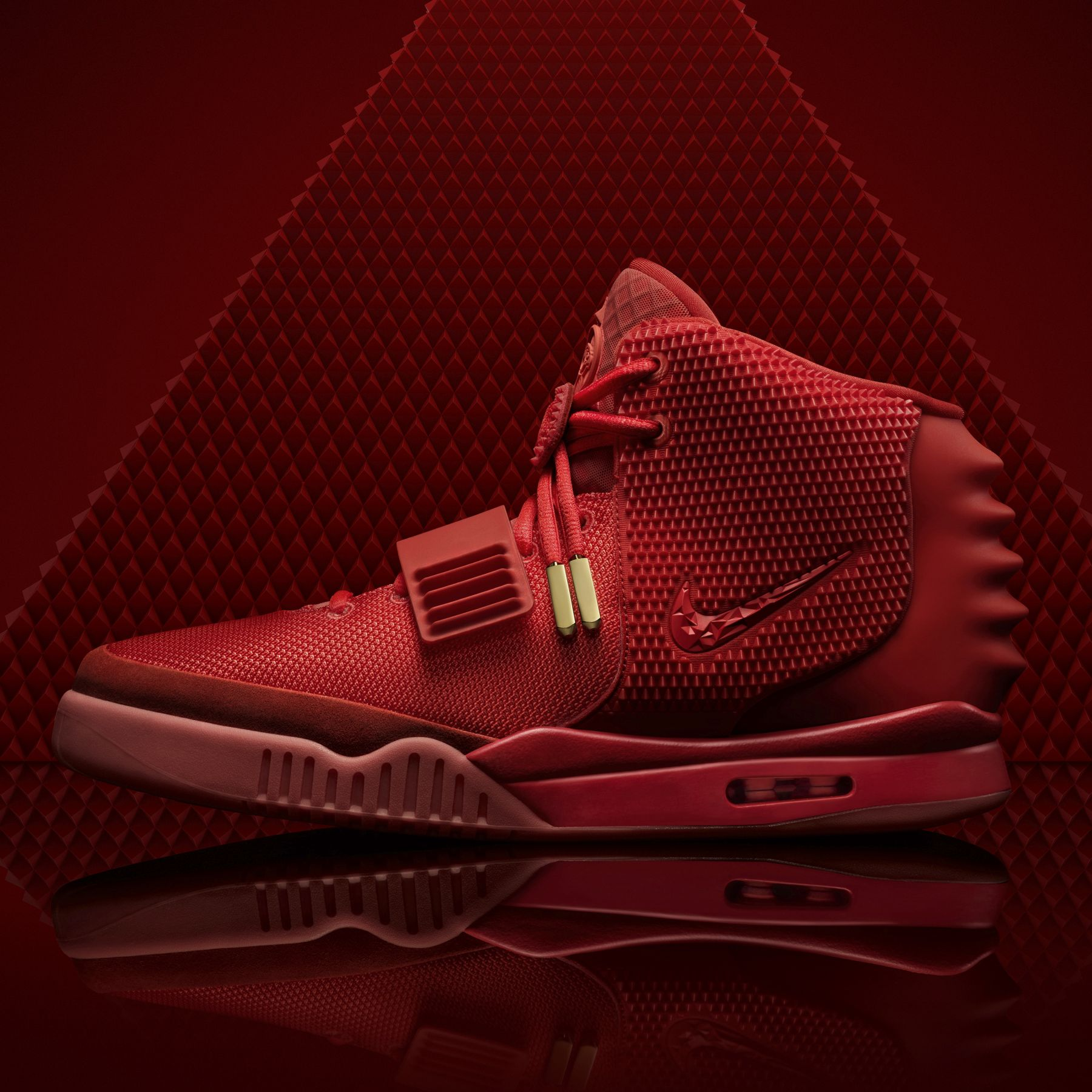"""new styles 27c20 df7e7 Nike Air Yeezy 2 """"Red October"""" – Nikestore Release"""