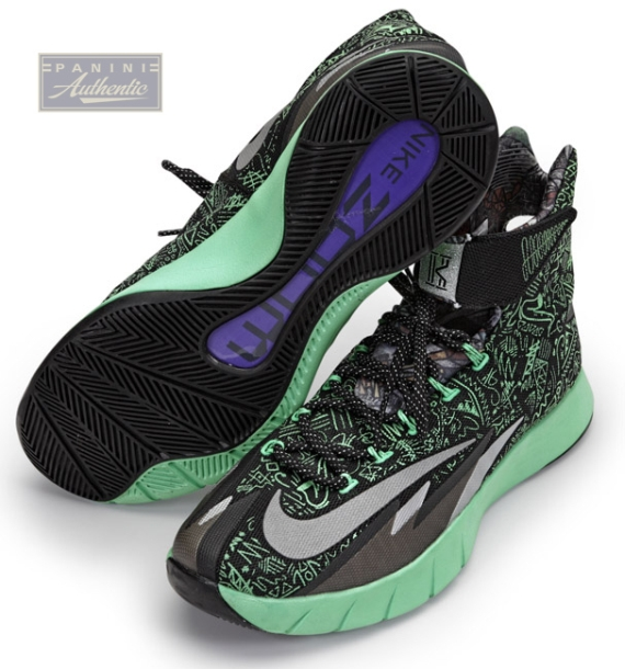 wholesale dealer f61cd 1beab A Detailed Look at Kyrie Irving s Nike Hyperrev