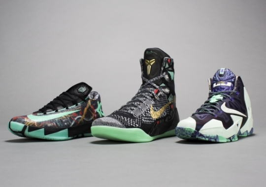 "Nike Basketball All-Star ""NOLA Gumbo League"" Collection – Release Reminder"