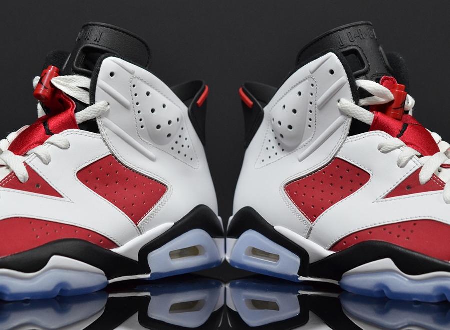 "The 2014 Return of the ""Carmine"" Air Jordan 6"