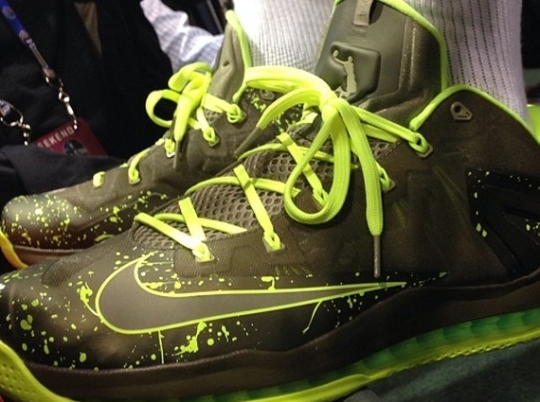 LeBron James Wears Nike LeBron 11 Low During All-Star Weekend