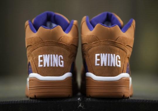Ewing Athletics – February 2014 Release Dates