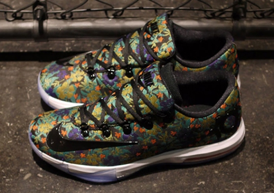 """""""Floral"""" Nike KD 6 EXT"""