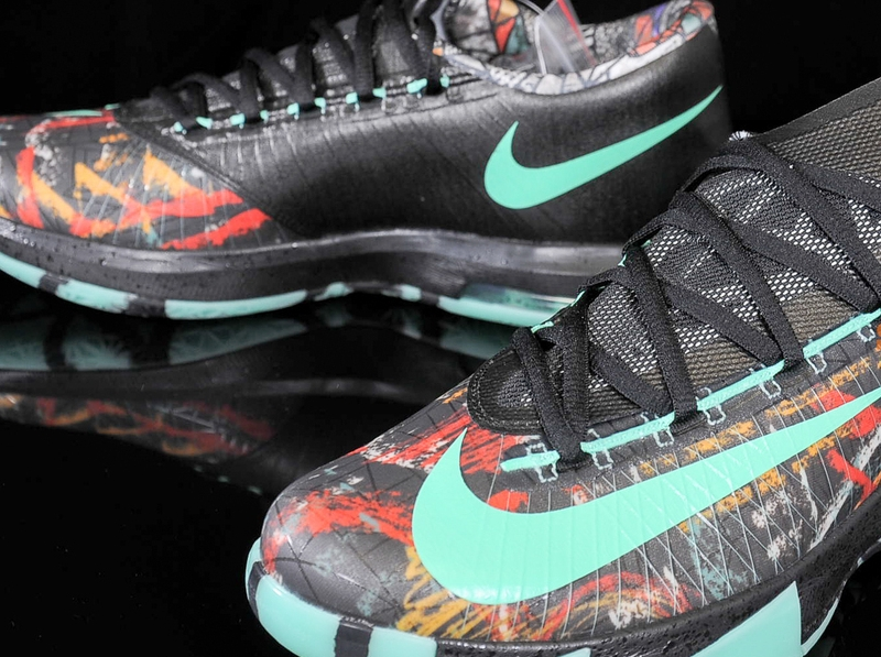 all the kd