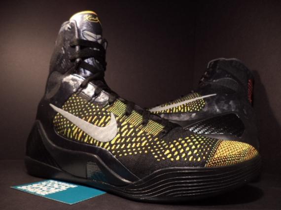 "a94b12404759 Nike Kobe 9 Elite ""Inspiration"" - Release Reminder - SneakerNews.com"