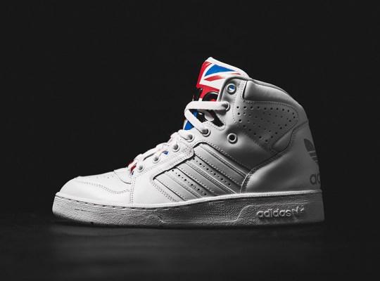"Jeremy Scott x adidas JS Instinct Hi ""Union Jack"" – Available"