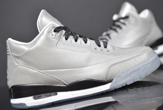 free shipping f893e d3aab Air Jordan 3 5Lab3 – Release Date