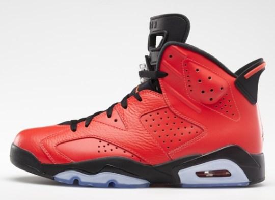 """Air Jordan 6 """"Infrared 23"""" – Nikestore Release Info"""