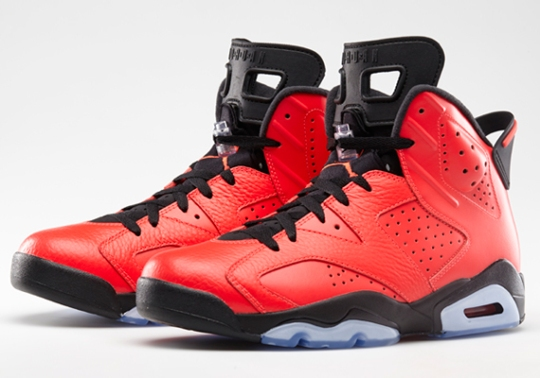 "Nikestore Confirms New Release Date for Air Jordan 6 ""Infrared 23"""