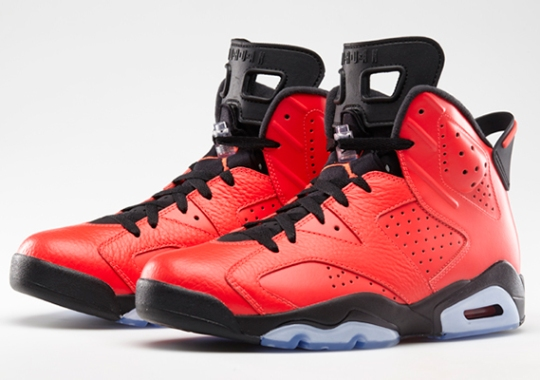 """low priced cb483 0bdfd Nikestore Confirms New Release Date for Air Jordan 6 """"Infrared 23"""""""