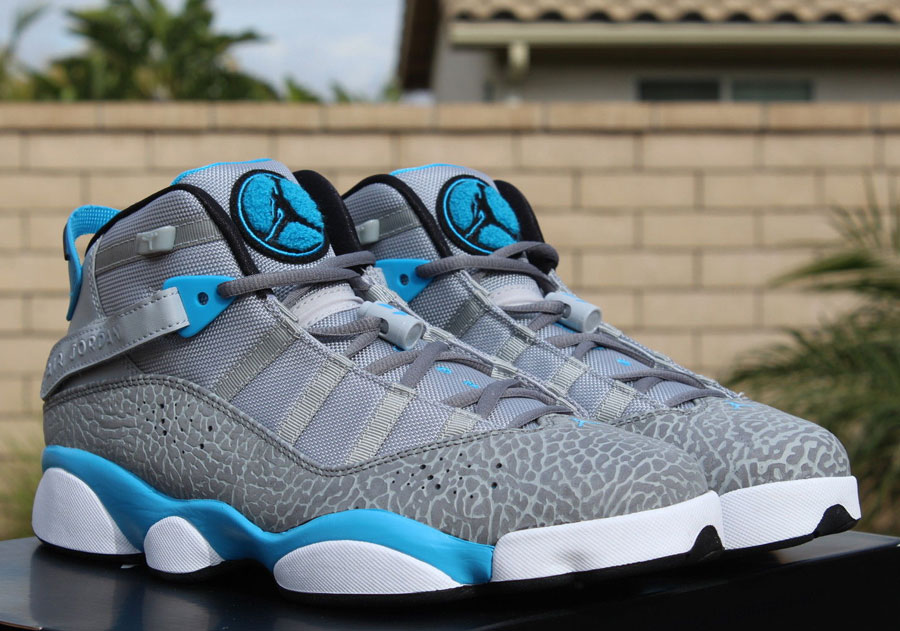 Jordan 6 Rings Quot Dark Powder Blue Quot Release Reminder