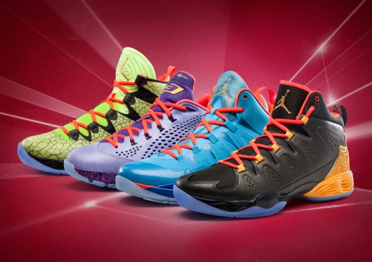 "Jordan Brand 2014 All-Star ""Crescent City"" Collection"