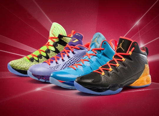 "Jordan Brand All-Star ""Crescent City"" Collection – Release Reminder"