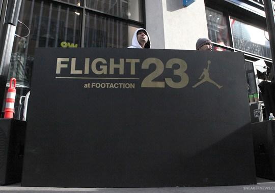 The Jordan Brand Flight 23 Opening Ceremony