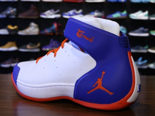 "Jordan Melo 1.5 ""Knicks"" – Available"