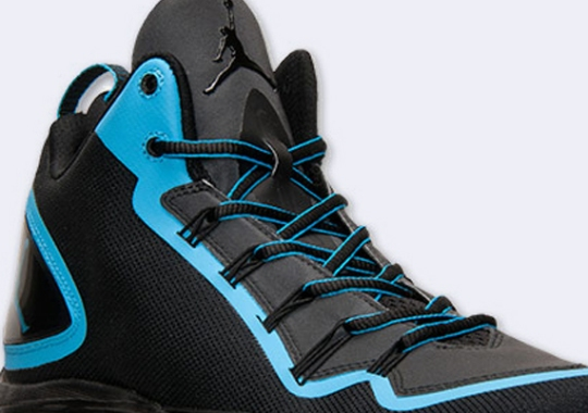Jordan Super.Fly 2 PO – Black – Dark Powder Blue