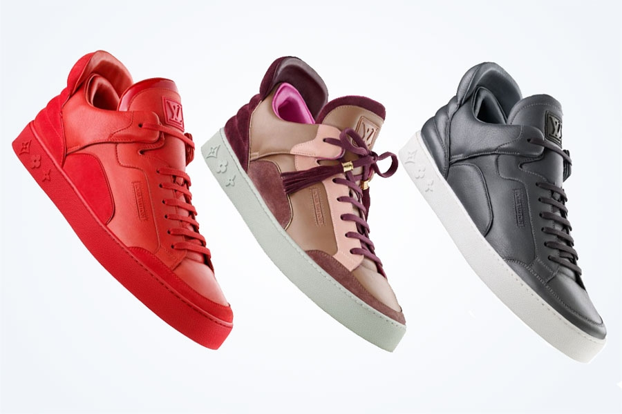 ed2eca95164 A History of Kanye West s Sneaker Collabs - SneakerNews.com