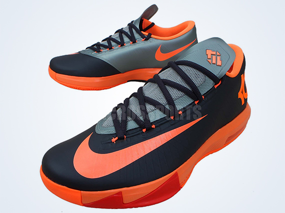 Kevin Durant Shoes 2014 Release Dates: KD VII 'Lifestyle', KD 7 ...