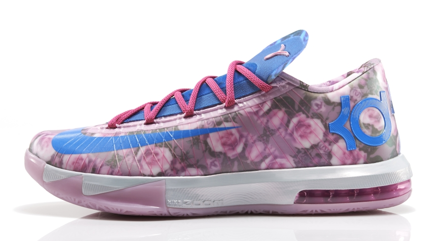 6d4f53d00667 The KD VI Aunt Pearl shoe is available on Feb. 27 at Nike.com and select  retail locations globally. There is also a matching t-shirt and hat that  will be ...