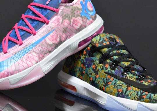 Aunt Pearl vs. EXT: Battle of the Floral Nike KD 6