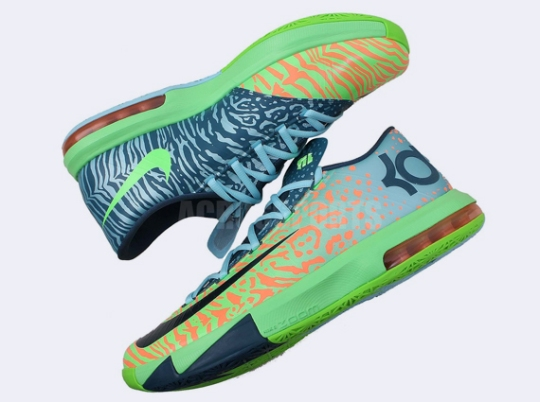 """Nike KD 6 """"Liger"""" – Available Early on eBay"""