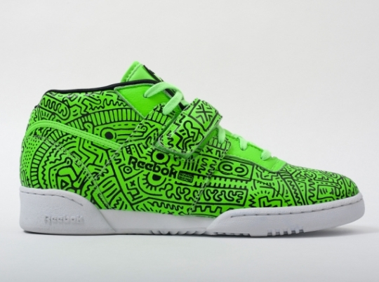 Keith Haring x Reebok Classics – Spring/Summer 2014 Preview