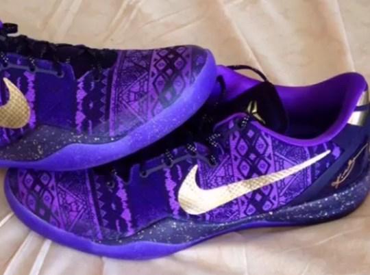 """Nike Kobe 8 """"BHM"""""""
