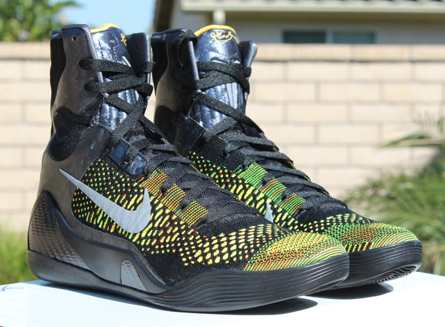 save off 41cf1 30bd6 Nike Kobe 9 Elite