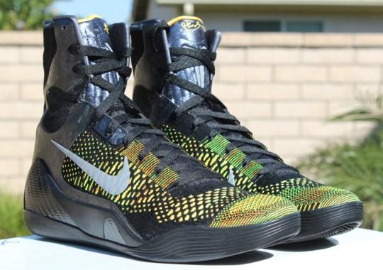 """Nike Kobe 9 Elite """"Inspiration"""" – Available Early on eBay"""